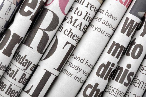 Порошенко обновил имидж и удивил журналистов