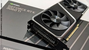 Запасы NVIDIA GeForce RTX 3060 Ti радуют
