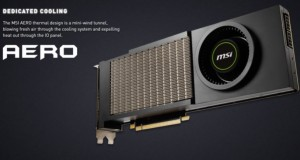 MSI представила видеокарту GeForce RTX 3090 AERO с культовым дизайном