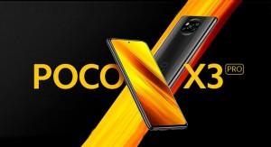 Смартфон Poco X3 Pro полностью рассекречен