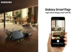 Samsung Galaxy SmartTag + выходит на мировой рынок