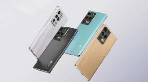 Представлен смартфон ZTE Axon 30 Ultra