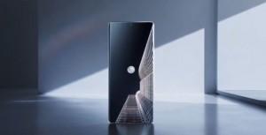 Передняя часть флагманского смартфона ZTE Axon 30 Ultra