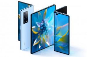 Huawei выпустит три новых складных смартфона
