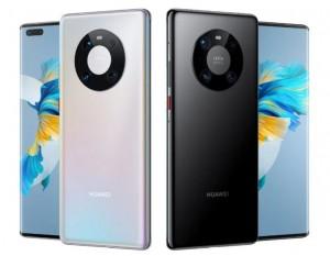 Huawei представила 4G-вариант смартфона Mate 40 Pro в Китае