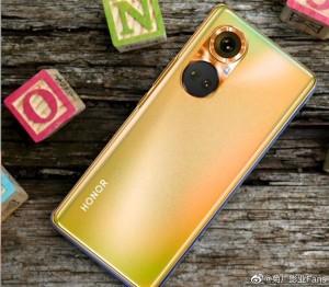 Смартфон Honor 50 показали на первых рендерах