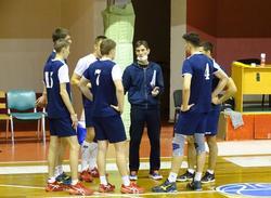 В Саратове пройдет полуфинал лиги мужского волейбола