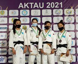 Дзюдоистка завоевала первое в жизни 'золото' Мировой серии
