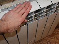 В городе начали по заявкам отключать отопление