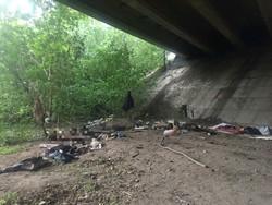 Мужчина пойдет под суд за жестокое убийство сожительницы под мостом