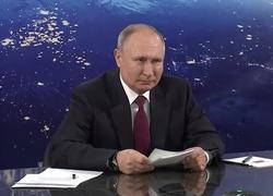 Путин в Энгельсе предложил поддержать статус России как космической державы