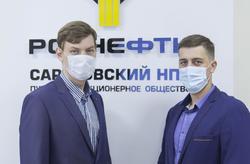 'Роснефть' отметила 2 новаторских проекта Саратовского НПЗ