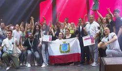 Команда области завоевала Гран-при 'Российской студенческой весны'