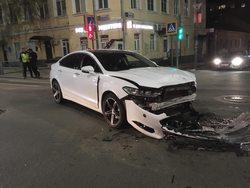 В ДТП на Московской пострадала женщина