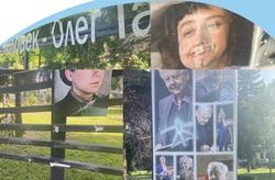 Вандалы повредили памятник Олегу Табакову