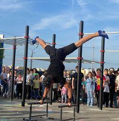 Озвучены варианты размещения народного фитнес-парка в Энгельсе