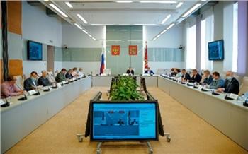 «Остались старые проблемы»: в Законодательном Собрании Красноярского края обсудили «мусорную реформу»