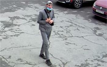 В Красноярске разыскивают серийного похитителя велосипедов