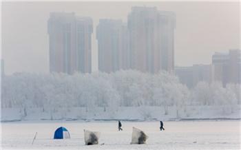 Синоптики обещают красноярцам температурный обвал в выходные: столбики термометров за сутки рухнут на 20 °C