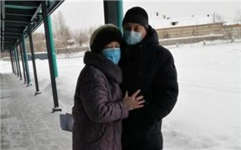 «Это счастье — жить!»: пенсионерка из Ачинска рассказала о лечении от ковида в медцентре помощи и спасения