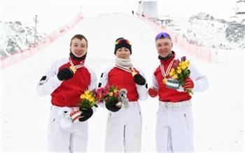 Красноярская спортсменка взяла золото на чемпионате мира по фристайлу