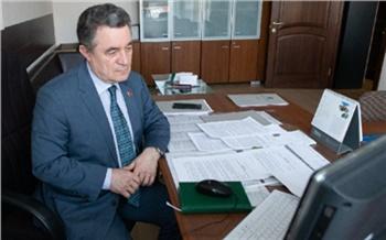 Краевые депутаты обсудят критерии выделения муниципальных земель для объектов к 400-летию Красноярска
