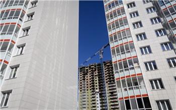 В Красноярске достроят еще два проблемных долевых дома