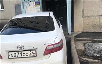 В Красноярске водитель администрации лишился работы после гневного поста мэра в соцсетях
