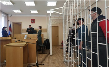 «29 лет на двоих»: суд огласил приговор исполнителям нападения на красноярских инкассаторов