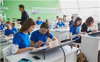 Школьники Красноярского края во время весенних каникул попробовали себя в роли инженеров