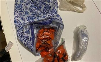 В Красноярске задержаны двое наркозакладчиков