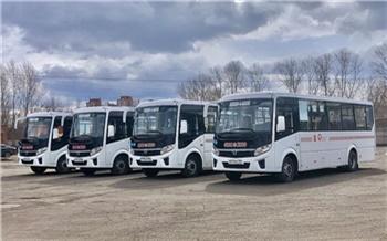 На новом красноярском маршруте № 21 будут работать автобусы высокого экологического класса