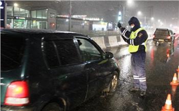 В Красноярске за выходные поймали 40 автопьяниц. Еще 6 попали в ДТП
