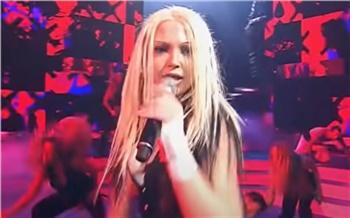 Певица из Зеленогорска спародировала Кристину Агилеру и заняла третье место в шоу на Первом канале