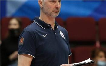 Главный тренер покидает волейбольный «Енисей»