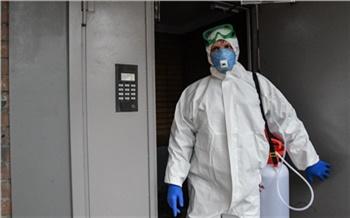 Еще 115 человек заразились коронавирусом в Красноярском крае и 9 умерли от него
