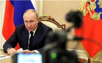 Александр Усс сегодня встретится с Владимиром Путиным в Кремле