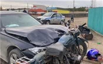 Пострадавших в аварии с BMW подростков из поселка Чунояр отправили на лечение в Красноярск