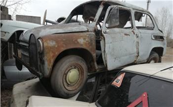 Полицейские по «горячим следам» раскрыли кражу раритетного автомобиля у жителя Красноярского края