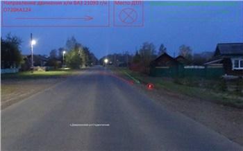 В Красноярском крае автопьяница сбил подростка и сбежал. Мальчик погиб