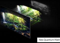Телевизоры Samsung Neo QLED обеспечивают новый опыт просмотра