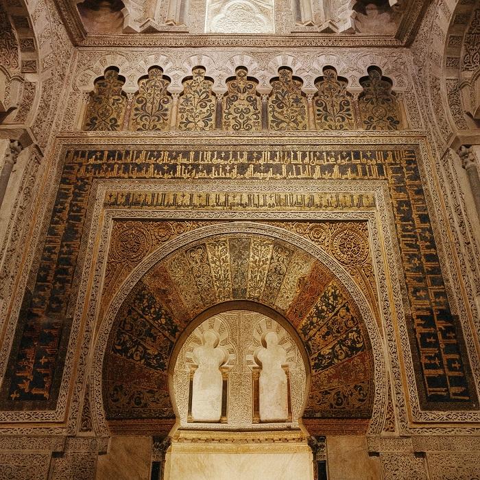 Главная мечеть Кордовы построена с использованием сырья из Византии