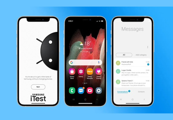 Тест на преданность: Samsung запустила Android для iPhone