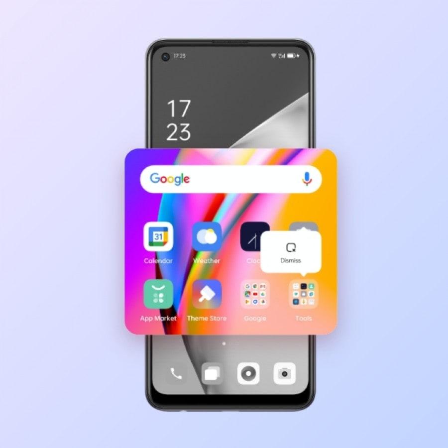 Представлен смартфон Oppo A94 5G с чипом Dimensity 800U и зарядкой 30 Вт