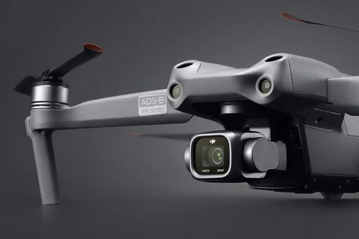 Представлен дрон DJI Air 2S с 1-дюймовым сенсором и возможностью съемки 5,4K видео