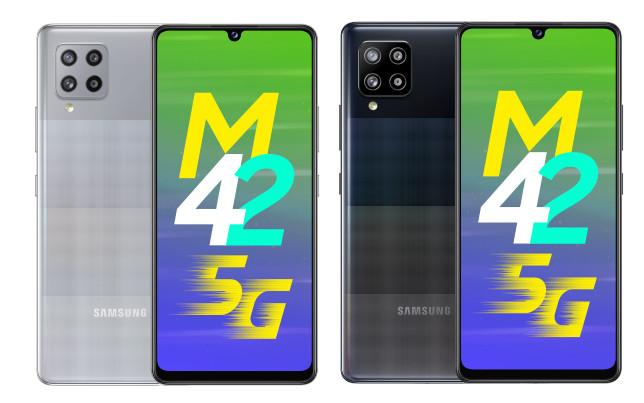 Представлен смартфон Samsung Galaxy M42 5G