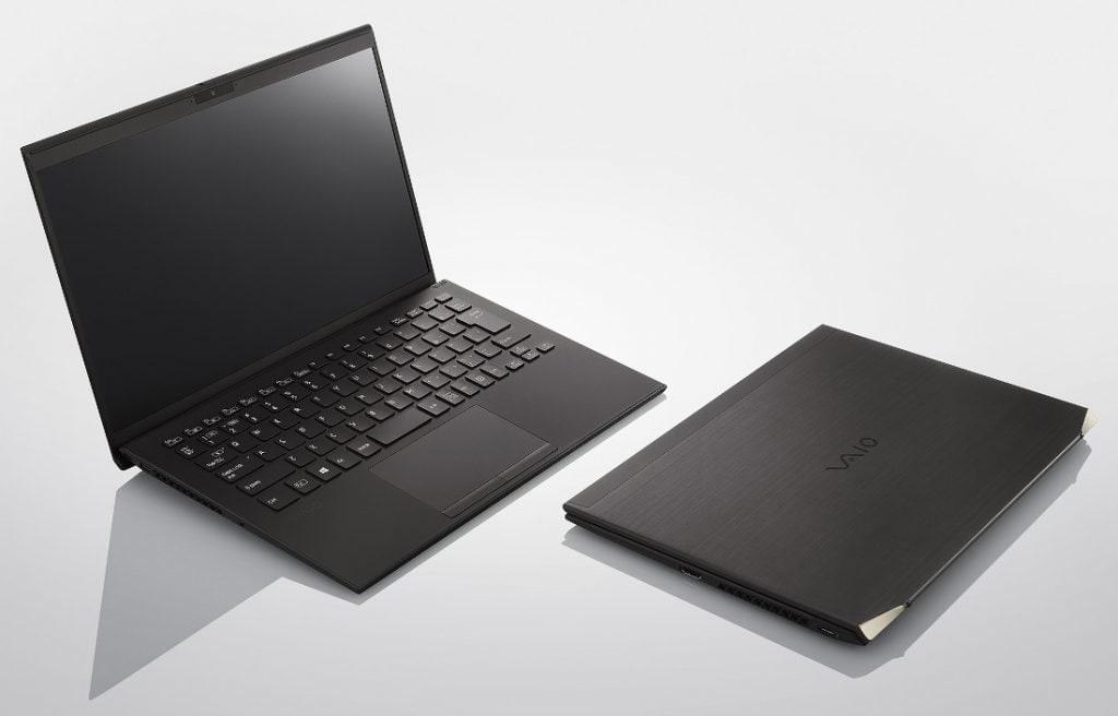 Представлен ноутбук VAIO Z (2021) с корпусом из углеродного волокна