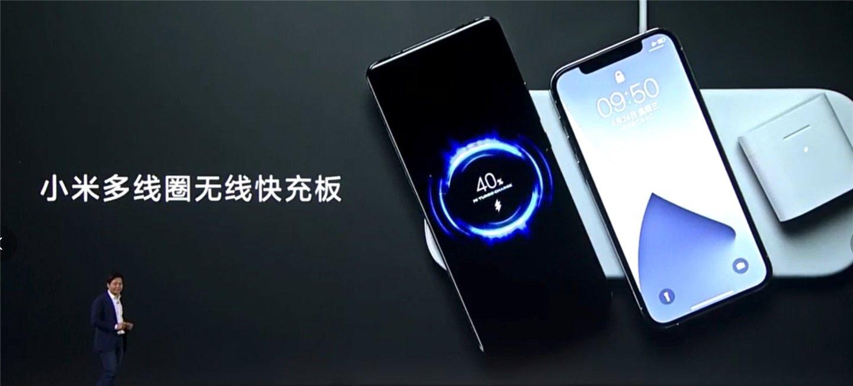 Xiaomi представила две беспроводные зарядки с мощностью 60 Вт и 80 Вт