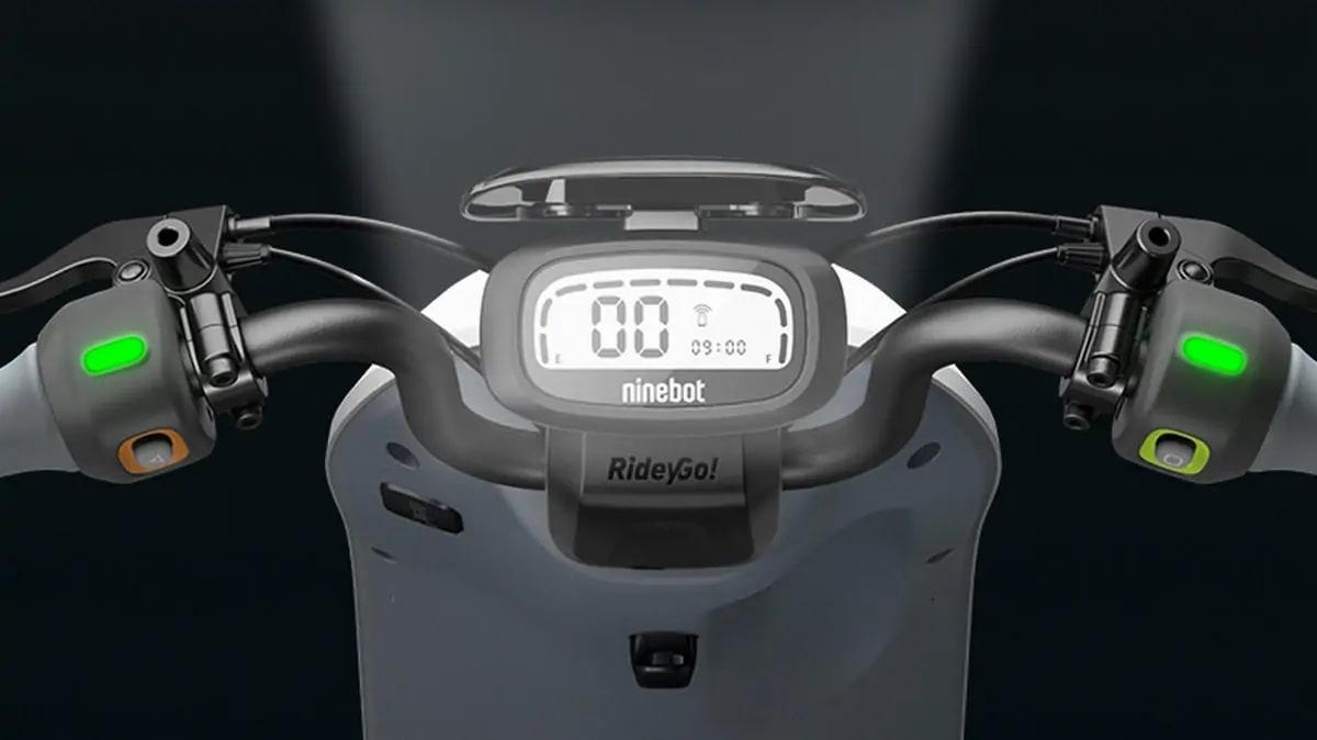 Представлен бюджетный электромопед Ninebot A30C стоимостью $305