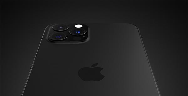 Опубликованы рендеры iPhone 13 Pro в черном матовом цвете